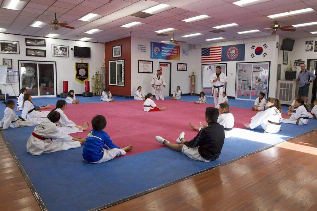 hans taekwondo-studio